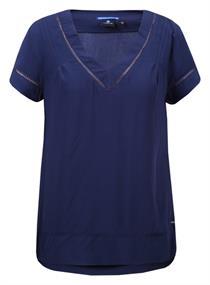 Luhta Auni dames shirt marine