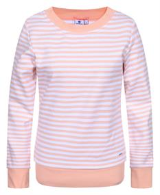 Luhta Eire dames sweater koraal