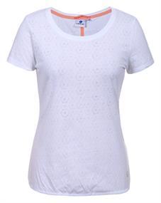 Luhta Elisabet dames shirt wit