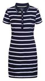Luhta Elise dames jurk casual marine