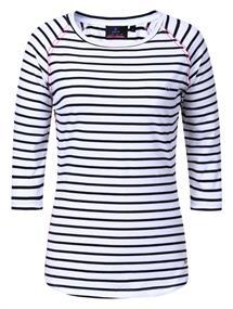 Luhta Elli dames sportsweater wit