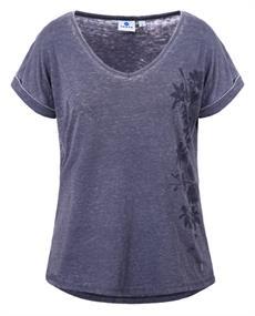 Luhta Elviira dames shirt marine