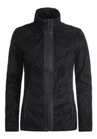 Luhta Erikkala dames ski sweater zwart