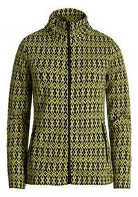 Luhta Evinsalo dames ski sweater donkergroen