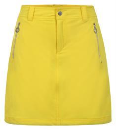 Luhta Ilola dames wandelrok geel