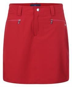 Luhta Ruusa L2 dames casual rok rood