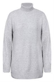 Luhta VIIA dames sweater licht grijs