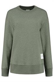 Lune Active Kylie dames sweater groen