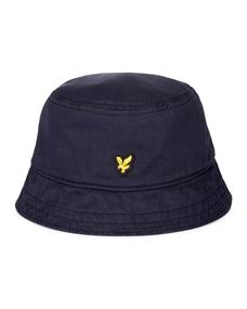Lyle and Scott Bucket Hat caps blauw