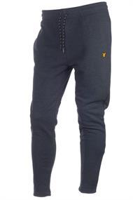 Lyle and Scott Core Zip Track Pants heren sportbroek blauw