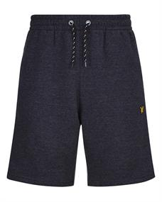 Lyle and Scott Fleece Short heren casual short antraciet