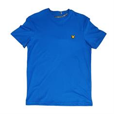 Lyle and Scott Martin T-shirt heren shirt kobalt