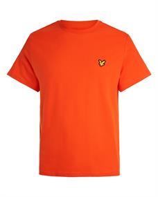 Lyle and Scott Martin T-shirt heren shirt rood