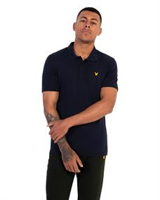 Lyle and Scott Sport SS Polo heren polo blauw