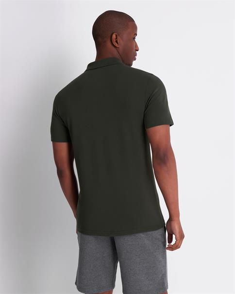 Lyle and Scott Sport SS Polo heren polo groen