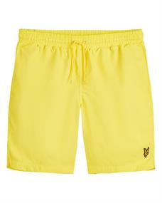 Lyle and Scott Sports Swim Short heren beach short geel