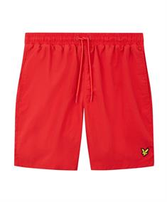 Lyle and Scott Sports Swim Short heren beach short rood