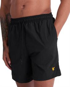 Lyle and Scott Sports Swim Short heren beach short zwart