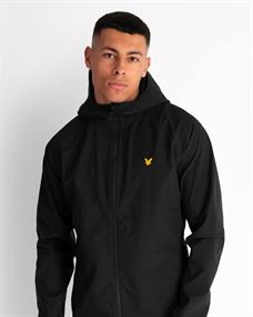 Lyle and Scott Storm Jacket heren zomerjas zwart
