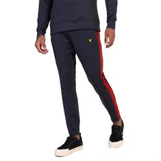 Lyle and Scott Tech Track Pants heren sportbroek antraciet
