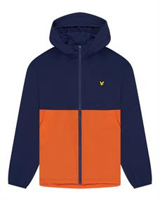 Lyle and Scott Venture Colour Block Jacket heren zomerjas marine