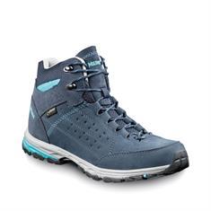 Meindl Durban Lady Mid GTX dames berg- en wandelschoenen blauw