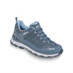 Meindl Lite Trail Lady GTX dames berg- en wandelschoenen denim
