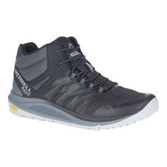 Merrel Nova 2 Mid GTX heren wandelsneaker zwart