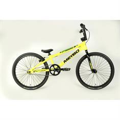 Meybo TLNT 20 Inch 7500 Gram bmx fiets zwart