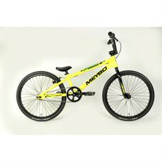Meybo TLNT 20 Inch / 8350 Gr. Expert XL bmx fiets zwart