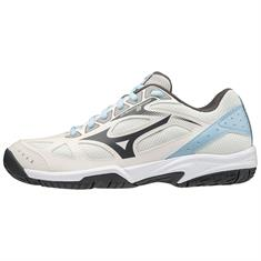Mizuno Cyclone Speed 2 dames indoorschoenen ecru