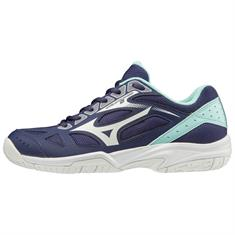Mizuno Cyclone Speed dames indoorschoenen marine