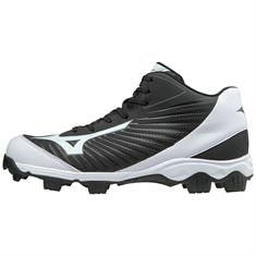 Mizuno Spike Advantage korbal schoenen sr. zwart