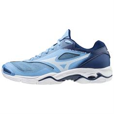 Mizuno Wave Phantom 2 dames indoorschoenen blue