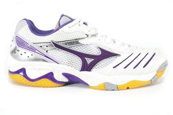 Mizuno Wave Rally 3 Dames indoorschoenen PAARS