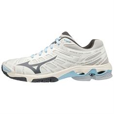 Mizuno Wave Voltage dames indoorschoenen ecru