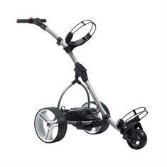 Moto caddy Moto Electro golf kar midden grijs