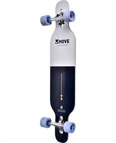 Move Long Rider 39 Inch longboard blauw