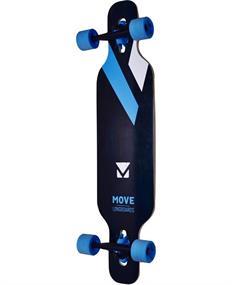 Move Longboard Drop 36. longboard kobalt