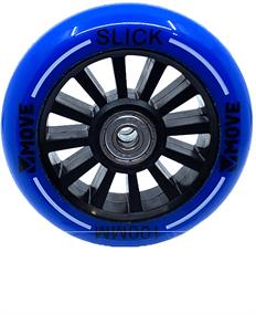 Move Slick Wheel 100 MM Excl. Lager step wiel blauw