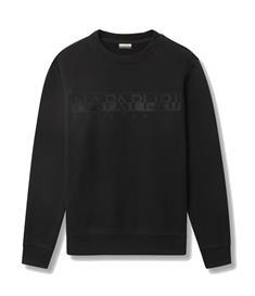 Napapijri Berber H heren casual sweater zwart