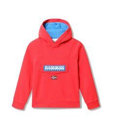 Napapijri Burgee 2 jongens casual sweater rood