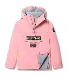 Napapijri Rainforest Winter dames casual jas pink