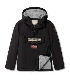 Napapijri Rainforest Winter dames casual jas zwart
