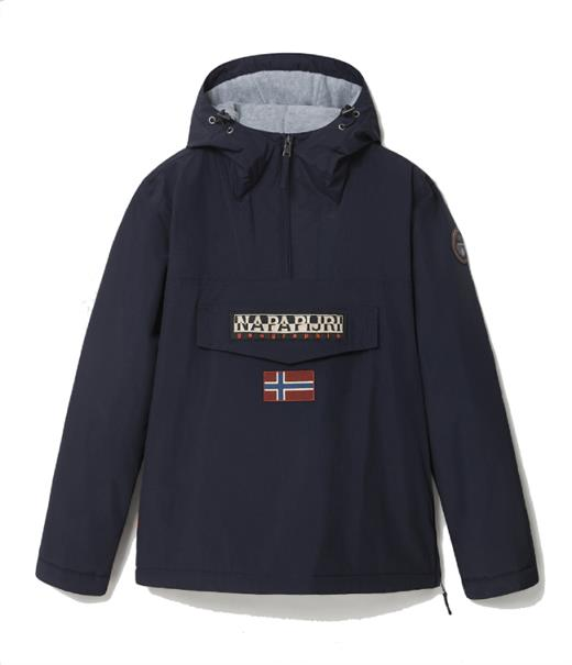 Napapijri Rainforest Winter heren casual jas marine