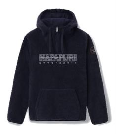 Napapijri Teide 2 heren casual sweater marine