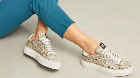 Nette dames sneakers: Onmisbaar voor in jouw garderobe