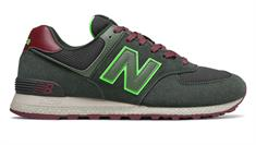 New balance MT574 heren sneakers donkergroen