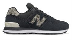 New balance WL574 dames sneakers zwart