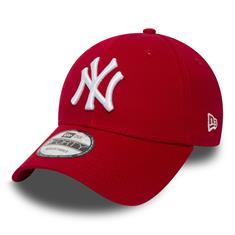 New era 940 New York Yankees caps rood